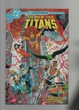 The New Teen Titans #13 - DC Comics - Special Crisis Cross Over - October 1985. - $5.87