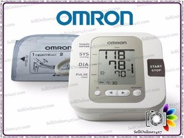 Automatic M3 Digital Upper Arm Blood Pressure Monitor With Case - Omron ... - $125.12+