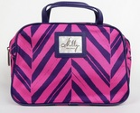 Clinique milly pink and purple makeup case with handles 18 thumb155 crop