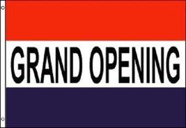 3x5 GRAND OPENING Flag Business Banner Advertising Pennant Store Restaurant Sign - $16.00