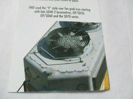"Atlas # BLMA94 END Rear Fan Grab Iron ""V"" Style 3 per Pack  N-Scale image 3"