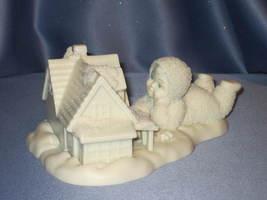 """Snowbabies """"Light It Up"""" Figurine. - $34.00"""