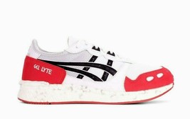Asics Men's HyperGEL-LYTE Shoes NEW AUTHENTIC White/Rouge 1191A017-100 - $69.99