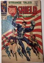 Strange Tales #167 Dr. Strange & Shield (1968) Marvel Comics Steranko Vg+ - $19.79
