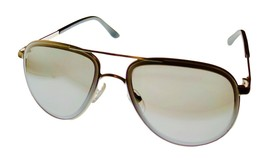 Kenneth Cole Reaction Silver White  Mens Metal  Sunglass Aviator, KC13... - $17.99