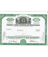 3 diff. Stock Certificates and a 1912 Telegram Vintage Beautiful Old c - $2.16