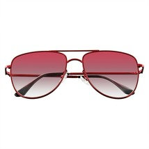 Retro Sunglasses Mens Womens Retro Vintage Flat Lens Color Tone Sunglasses - $20.50