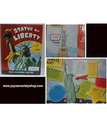 Statue of Liberty Build It Model Book Brand New Children's Educational A... - $6.99