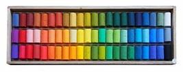 Neuf Gondole Doux Pastels 66 Couleurs Set Fait à la Main de Japon - $90.67