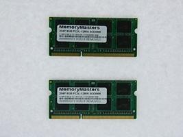 Crucial compatible 16GB Kit 2x 8GB DDR3 DDR3L 1600 MHz PC3-12800 Sodimm Memory A - $91.87