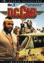 D.C. Cab (1983) DVD 80s DC Cab Mr. T New - $13.95