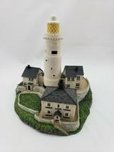 "The Danbury Mint ""Start Point Lighthouse"" Authentic Lighthouse Sculpture - $28.05"