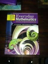 Everyday Math Student Reference Book, Grade 6 [Hardcover] [Jun 08, 2011]... - $20.77