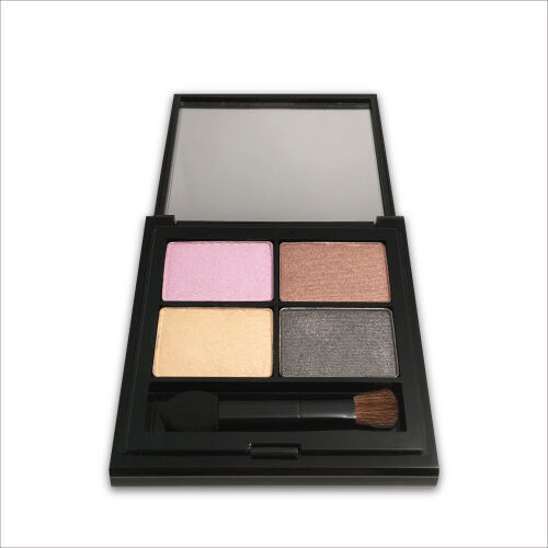 Elizabeth Arden Color Intrigue Eyeshadow Quad - Golden Lilac - $16.09
