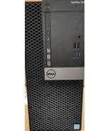 Dell Optiplex 7040 Desktop I-7 6th Gen 3.4Ghz 256GB SSD 8GB Windows 10 Pro - $125.00