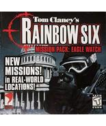Rainbow Six Mission Pack Eagle Watch [video game] - $6.92