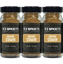 TJ Spices Co. Ground Cumin (3 Pack) - $19.79