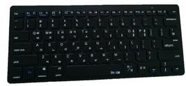 iNote X-Key 28BT Korean English Bluetooth Wireless Keyboard image 1