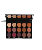 Morphe Eyeshadow 15N NIGHT MASTER Palette 100% Authentic Limited