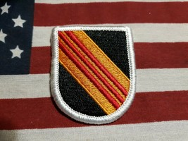 Special Forces Military Intelligence Bn Airborne MI beret flash patch m//e