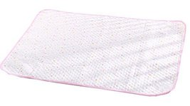 Unique Baby Home Travel Urine Pad Mat Cover Changing Pad 7050cm, Pink