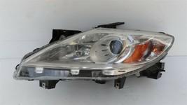 2010-12 Mazda CX-9 CX9 Halogen Headlight Driver Left LH - POLISHED image 1
