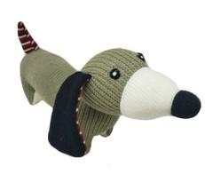 GUND Vacances Rebours Pour Noël Main Tricot Chien Animal en Peluche Jouet 88966 - $32.53
