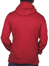 Finally Famous Mens Red Detroit Legends Champions Hoody Big Sean Hooded Sweater image 2