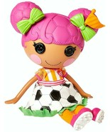 Lalaloopsy Whistle Kick 'N' Score Full Sized Soccer player Doll Player 0... - $55.00
