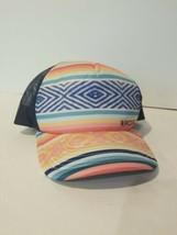 RIP CURL snapback hat cap adjustable mesh trucker Sun Gypsy new w/ tag - $28.98