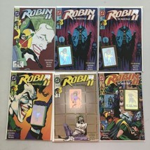 Lot of 12 Robin 2 The Joker's Wild (1991) #1-4 with Variants VF Very Fine - $29.70