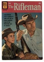 Rifleman #11 Chuck Connors 1962 Dell-HIGH GRADE comic book - $176.54