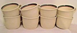 Set Of 8 Pfaltzgraff AURA Mugs Mug Dinnerware Coffee Tea Dinning USA Kitchen - $16.78