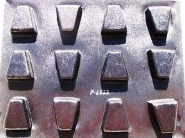 "DIY 6"" Keystone Concrete Cobble Molds #P6522-12 Make 1000s Pavers For Pennies Ea image 2"