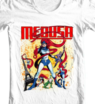 Medusa T Shirt The Inhumans classic marvel comics graphic tee shirt cotton image 2