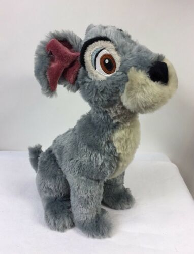 "Primary image for Disney Store Lady & The Tramp Plush Core Tramp Puppy Dog Stuffed Animal 12"" Toy"
