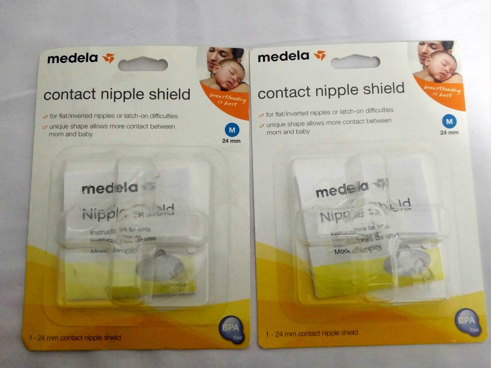 a469a5c6937 2 Medela Contact Nipple Shield M 24mm For and 34 similar items. 57