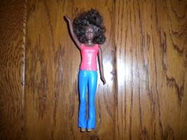 McDonalds 2017 Mattel Black African American Barbie Doll - $5.94