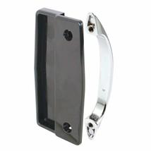 Prime-Line Products A 112 Sliding Screen Door Pulls, Black Plastic/Chrom... - $6.62