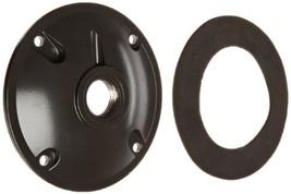 "RAB Lighting XC1A Heavy Duty Weatherproof Round Cover, Aluminum, 1/2"" Ho... - $11.31"