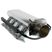 LS LSX LS1 LS2 LS6 Fabricated Intake Manifold Kit Throttle Body & Fuel Rails