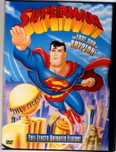 DVD - Superman - The Last Son of Krypton - $5.75