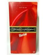 """1998 Avon Exclusive Barbie """"Winter Splendor"""" Special Edition NIB - $169.99"""