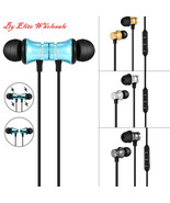 X11 Bluetooth Lightweight Stereo Magnetic Earbuds Headset For iPhone & A... - $9.98