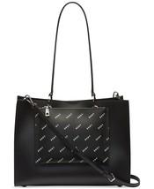 DKNY  Mott NWT $248 Black Large Tote Crossbody Detachable Signature Logo... - $110.09