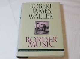 Bordure Musique Par Robert James Waller 1995 Livre Relié Roman Warner Li... - $16.02
