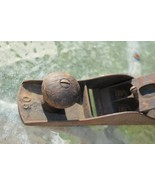 2 Antique Wood Plane**#05 Large possible Stanley, and a Smaller U.S.A un... - $37.36