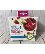 UpSpring Baby Milkflow Lactation Drink Mix Support Breastfeeding (BERRY)... - $19.35