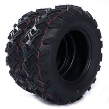 Pair of Two New ATV/UTV Tires AT 25x8-12 Front /6PR Oshion P306 Factory ... - $169.90