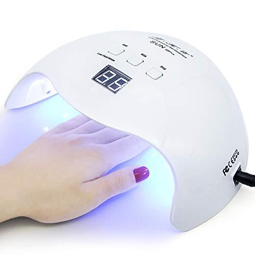 Gel Uv Nail Light Lke Nail Dryer 40w Gel Nail Polish Uv